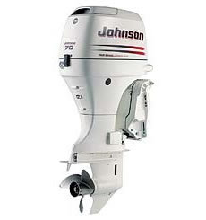 Johnson 70 HP