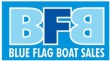 Blue Flag Boats
