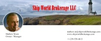 Ship World Brokerage